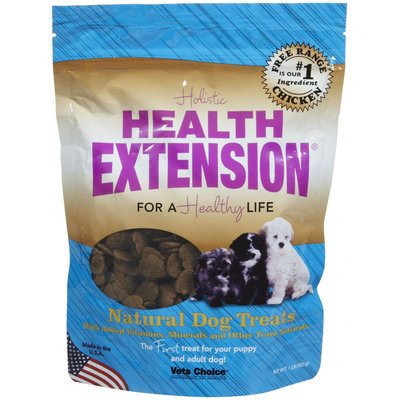 Mojetto Dog Supplies Health Extension Heart Shaped Treats 1Lb Sm