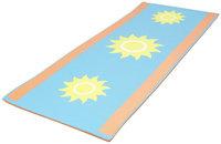 The Little Yoga Mat Sun Mat Yoga Mat For Kids