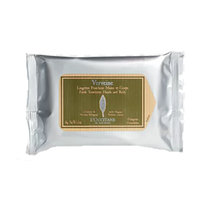 L'Occitane Verbena Fresh Towelettes