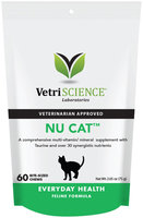 Vetri-Science Laboratories Nu-Cat Bite-Sized Chews