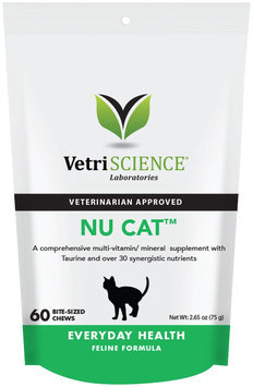 Vetri-Science Laboratories Nu-Cat Bite-Sized Chews