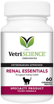 Vetri-Science Renal Essentials Cat Supplement