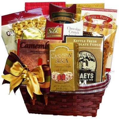 Art of Appreciation Gift Baskets Snack Lovers Gift Basket
