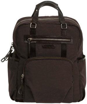 TWELVElittle Unisex Courage Backpack Diaper bag in Black