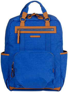 TWELVElittle Unisex Courage Backpack Diaper Bag - Sapphire