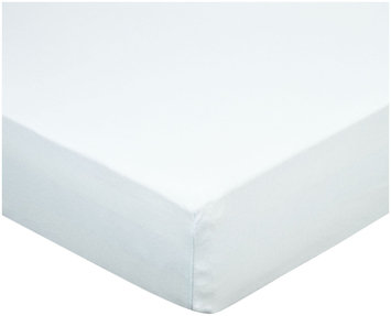 Luvable Friends Fitted Crib Sheet Blue - 1 ct.
