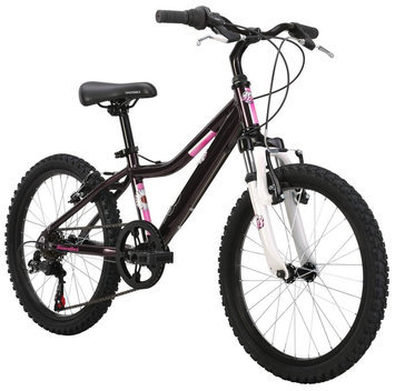 Diamondback 2015 Lustre Youth Girls Hardtail Mountain Bike (20-inch Wheels)