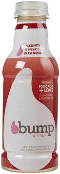 Bump Water Prenatal Vitamin Drink - Strawberry Lemonade - 1 ct.