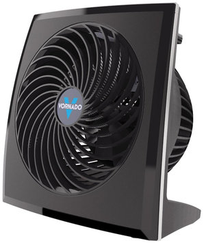 Vornado Open Box CR1011806 Whole Room Air Circulator Fan - Black