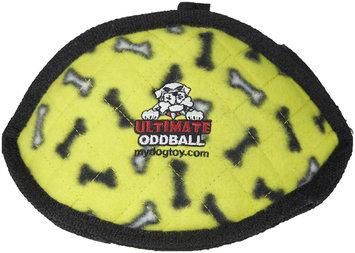 Tuffy's Dog Toys Tuffy's Dog Toy Ultimate Odd Ball - Yellow