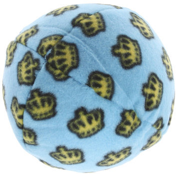 Tuffy's Dog Toys TUFFY'S MIGHTY TOY BALL - LARGE BLUE CHEW TOY