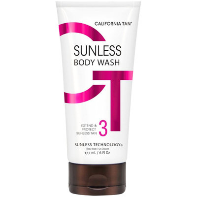 California Tan Sunless Body Wash - Step 3