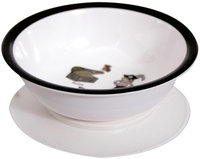 Baby Cie Suction Bowl - Pirate - Black