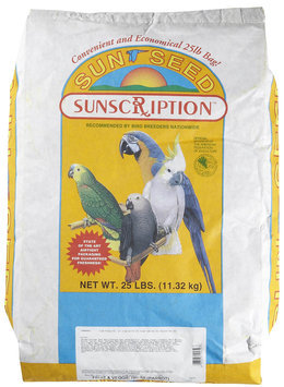 Sunseed Parrot Fruit & Vegetables