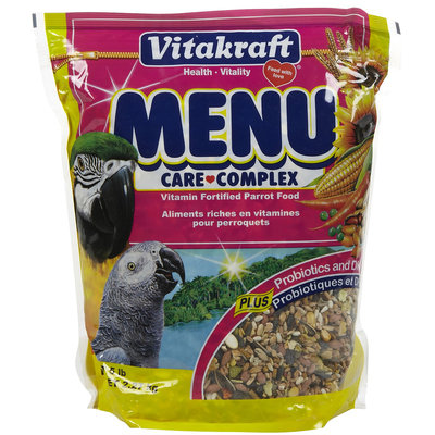 Vitakraft Sunseed Sunseed Parrot Menu
