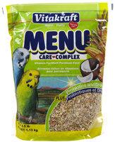 Vitakraft Sunseed Sunseed Parakeet Menu