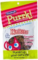 VitaKraft Purrk Munchies KitBits Cat Treats - Temptin' Chicken Recipe