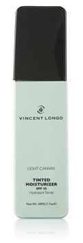 Vincent Longo Light Canvas Tinted Moisturizer SPF 25