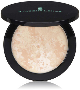 Vincent Longo Velour Pressed Powder, Beige, .32 oz