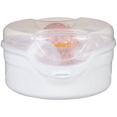Vital Baby Nurture Microwave Steam Sterilizer - 1 ct.