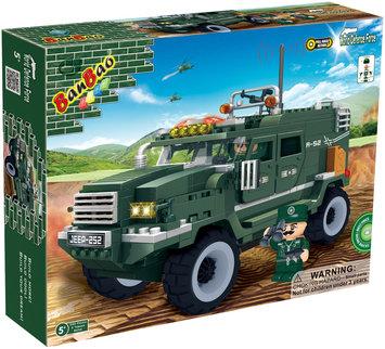 BanBao Military Vehicle (287 pcs)