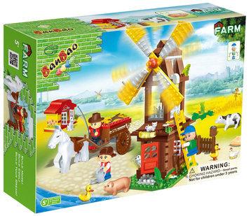 BanBao Windmill Play Set