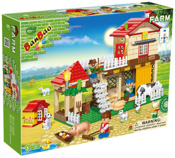BanBao Farm House( 390 pcs) - 1 ct.