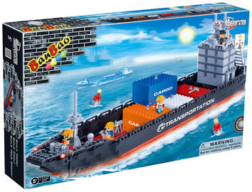 BanBao Loading Ship (716 pcs)