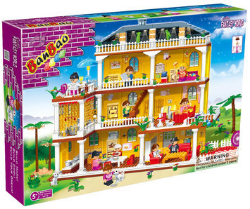 BanBao Large Family House