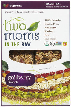 Two Moms in the Raw Goji Berry Granola, 8 oz