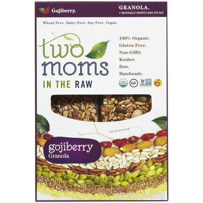 Two Moms in the Raw Goji Berry Granola, 8 oz