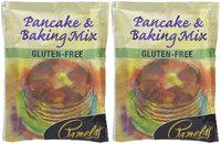 Pamela's Products Pancake & Baking Mix, 3.52 oz, 2 pk