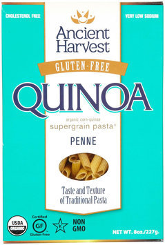 Ancient Harvest Pasta Penne Organic Gluten Free - 8 oz
