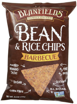 Beanfields Bean & Rice Chips - Barbecue - 5.5 OZ - 1 ct.