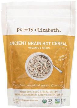 Purely Elizabeth - Organic Ancient Grain Hot Cereal 6-Grain - 10 oz.