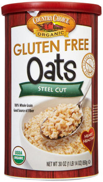 Country Choice Steel Cut Oats - Original - 30 OZ - 1 ct.