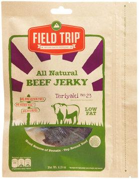 Field Jerky 7961 Teriyaki No 23 Jerky 2.2 Oz Snack