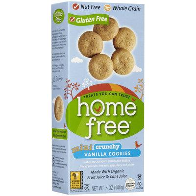Home Free Mini Cookies - Vanilla - 5 OZ