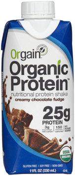 Orgain NUTR SHK, OG2,25G,CRMY CHO, (Pack of 12)