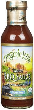 Organicville BBQ Sauce - Hot & Tangy - 13.5 OZ