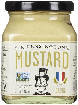 Sir Kensington's Mustard Dijon 11 oz - Vegan