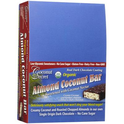 Coconut Secret Almond Coconut Bars, 1.75 oz
