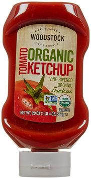 Woodstock Farms Organic Tomato Ketchup - 1 ct.