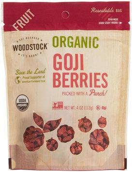 Woodstock Organic Goji Berries 4 oz - Vegan