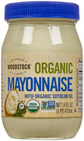 Woodstock Farms Organic Mayonaise, Soybean Oil - 1 ct.