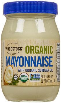 Woodstock Farms Organic Mayonaise, Soybean Oil - 1 ct.