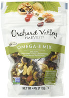 Orchard Valley Harvest Omega-3 Mix 4 oz