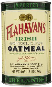 FLAHAVAN'S Irish Steel Cut Oatmeal, 28 oz - 1 ct.