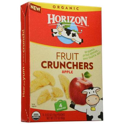 Horizon Organic Apple Fruit Crunchers