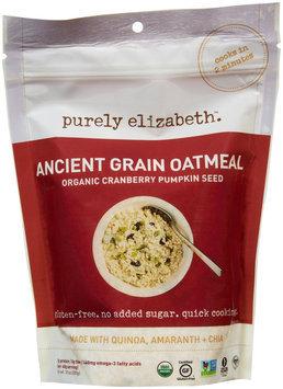 Purely Elizabeth - Organic Ancient Grain Oatmeal Cranberry Pumpkin Seed - 10 oz.